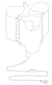 Dibujo cable